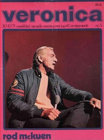 Nummer 5 - 30 Oktober 1971