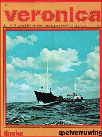 nummer 1 - 30 september 1971